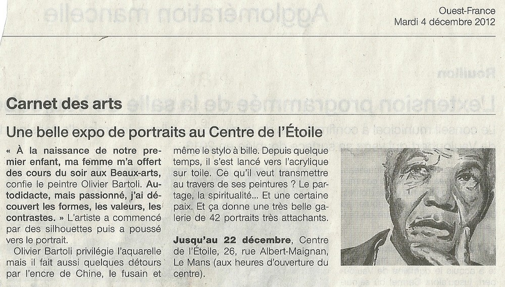 ouest france 12-2012